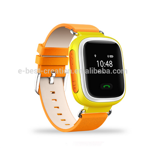 Q60 kids smart watch,anti-lost,with Call, hand free, phone book functions
