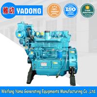 Marine generator use 50kw 60kva diesel engine