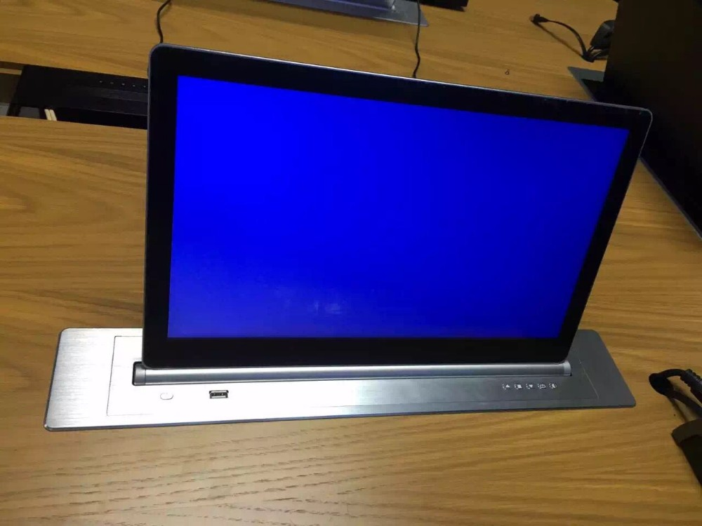 conference video system computer lcd monitor lift stand
