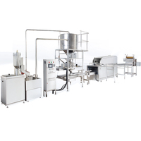 XYCF-150 Fast food kitchen machine 150kg gas rice grain storage washer soaking braising processing equipments cooker
