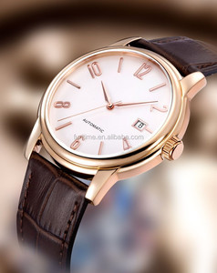 women luxury watch with no battery automatic watch parts