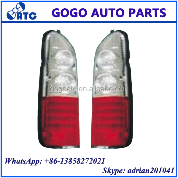 For Toyota Hiace 2005 Reconfigure LED Tail Lamp Tail Light