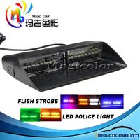 Good Quality Super Bright 48W 16 pcs led Viper S2 Federal LED Police Strobe Signal Light