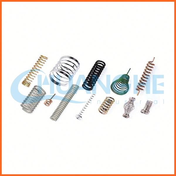 China Manufacturer excavator track recoil high tension spring