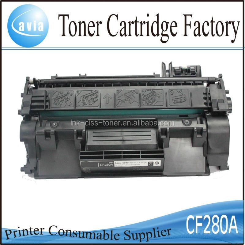 10 Virgin Genuine Empty HP 80A Laser Toner Cartridges FREE SHIPPING CF280A