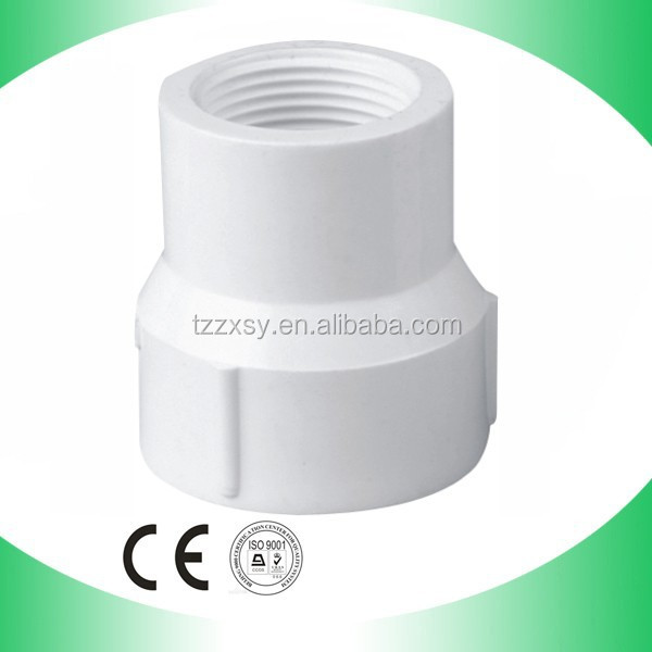 Hot Item Warranty 50 Years White Plumbing Materials PVC Pipe