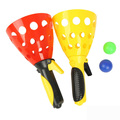 1SET LOT Launch ball Outdoor sports Parent child toys Kids toys Birthday gift Grasping and movement