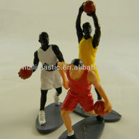 Custom Toy Basketball Players Plastic Action Figures