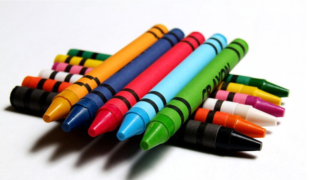 No Tóxico Crayolas Crayones De Cera Para Volver A La ...
