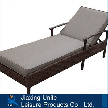 hot sale wicker bed patio chaise lounge buy chaise lounge wicker bed patio sunbed product on. Black Bedroom Furniture Sets. Home Design Ideas