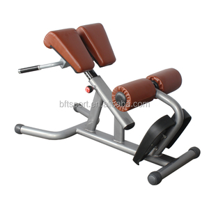Hyperextension fitness bench/Roman Chair/gym workout bench