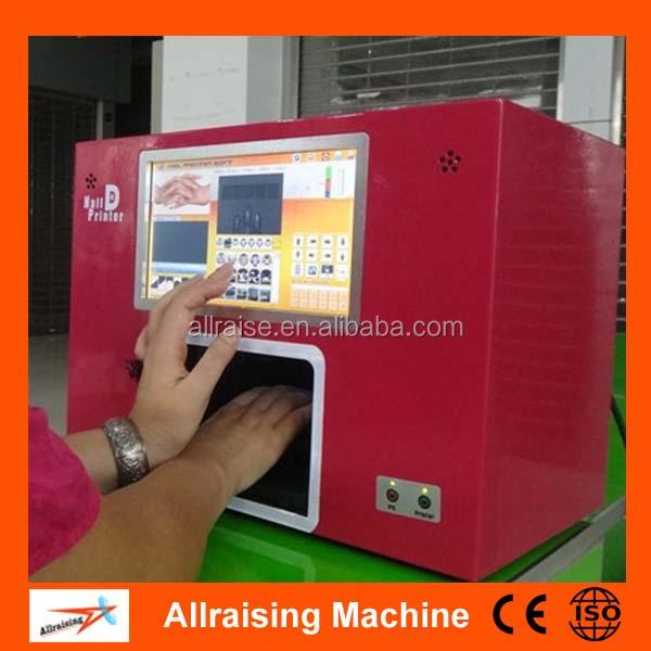 Automatic Multifunctional Nail Art Printing Machine - Buy Nail Art ...