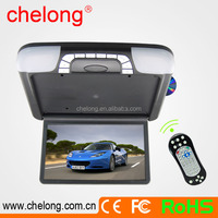 14 Inch TFT LCD Flip Down Built-in DVD Player Comptatible With DVD/VCD/MP3/CD/CD-RW/RMVB