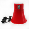 ML-09S Car loudspeaker record megaphone with TF card and USB Slot