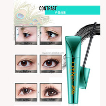 3D Extension Eyelashes Curling Volum thick Long Waterproof Mascara Makeup Black Eyelashes Black Mascara Waterproof
