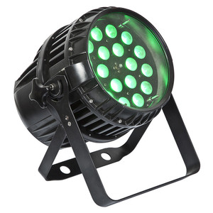Outdoor waterproof 18pcs 10w 4in1 RGBW led par zoom IP65 show stage lighting