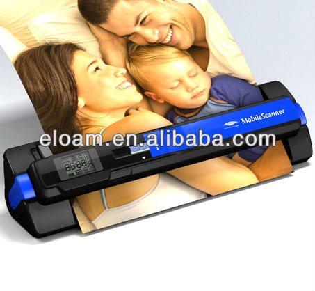 Portable photo Scanner,auto feed scanner HS300C