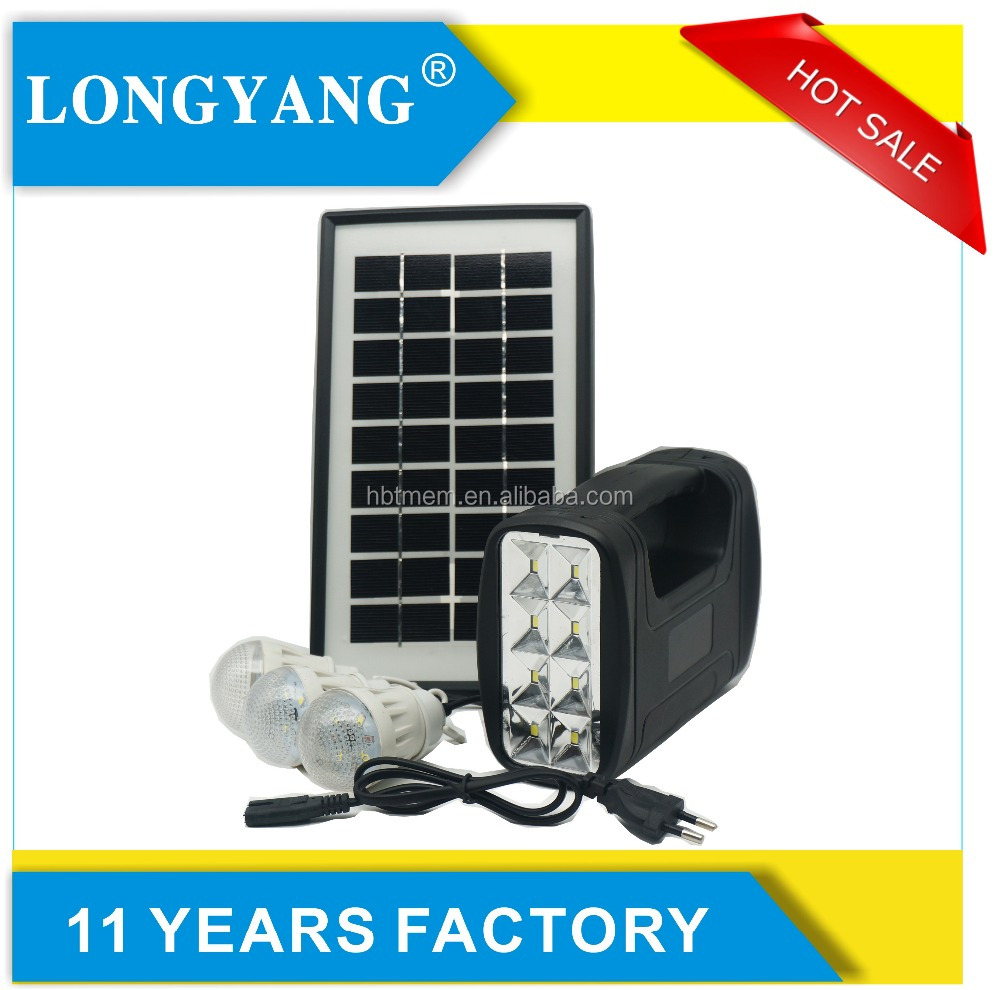 Small Solar Lighting System For Indoor, Small Solar Lighting System ...