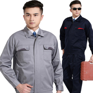 Wholesale Cheap Work Wear Sets Unisex Work Clothing Uniform Workwear DL2942