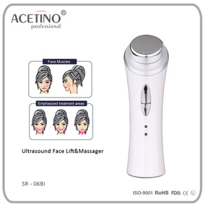 Deep Clean Battery Operated ultrasonic photon sonic beauty device Beauty equip ment