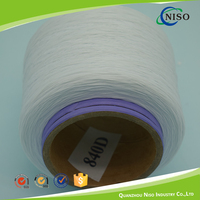 Baby Diaper Raw Materials 840d Spandex in Natural Rubber