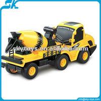 !1:20 rc toy tow trucks 6 channels mini RC construction car with EN71 rc construction big toys