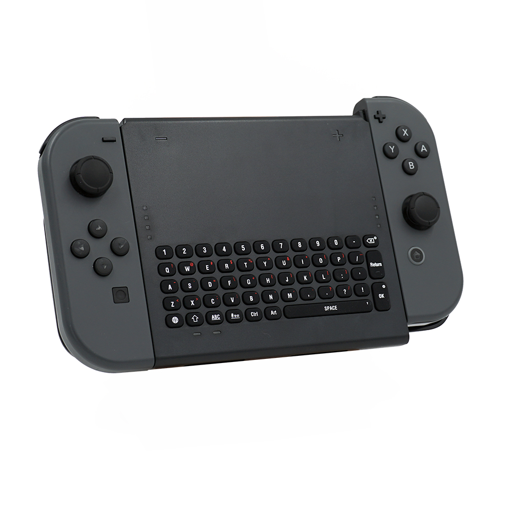 Dobe 2 4g Wireless Keyboard Keypad With Holder For Nintendo Switch Joy-con  Controller - Buy Dobe Wireless Keyboard,Dobe Wireless Keyboard For Nintendo