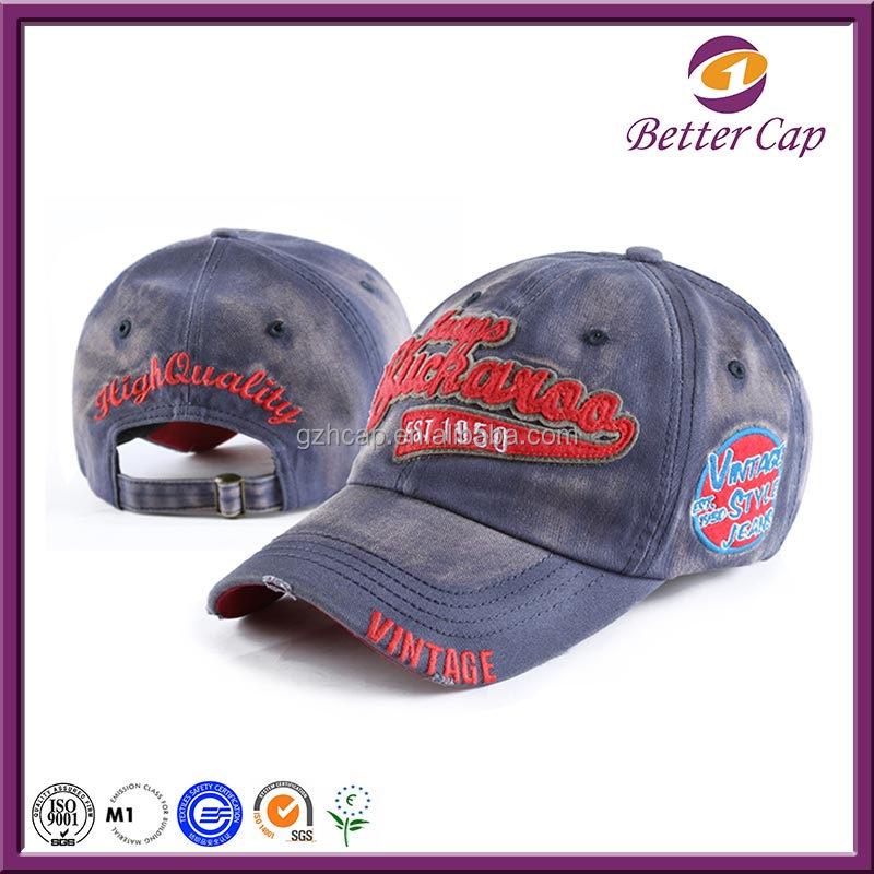 High Standard Factory Price Custom Music Event Baseball Cap