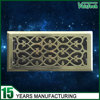 High quality fashionable decorative desigb metal floor vent grilles