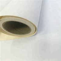 hot sale white canvas coated material for america market