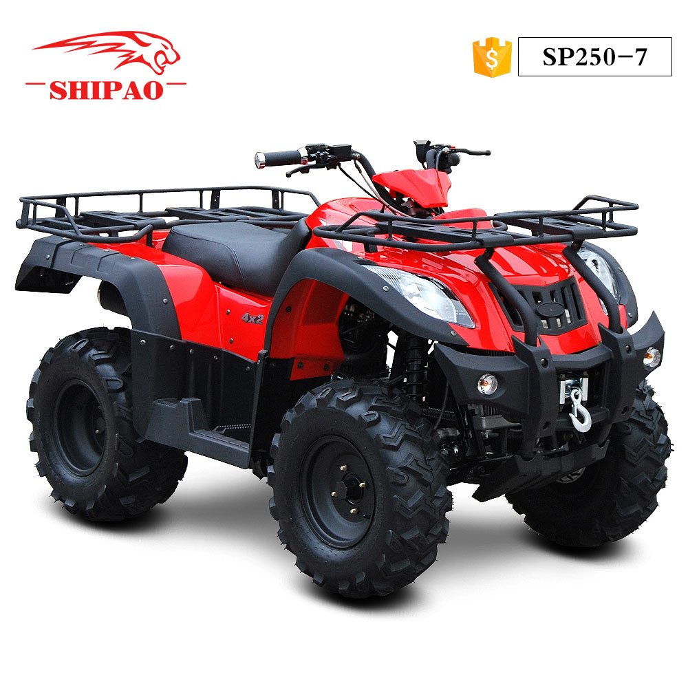 SP250-7 Shipao 4 Stroke 4 wheels motorcycle