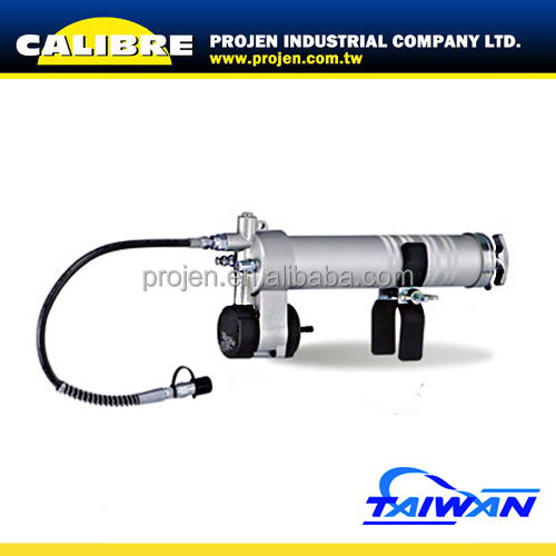 CALIBRE 400cc Electric and pneumatic 2 way grease gun