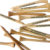 Natural bulk bamboo golf tees pegs golf tees bamboo batting