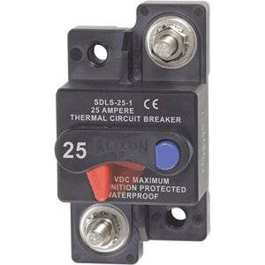 "Blue Sea Systems - Blue Sea Klixon Circuit Breaker Surface Mount 25 Amp ""Product Category: Electrical/Circuit Breakers"""