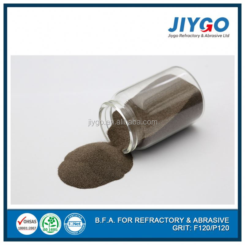 Minerals & Metallurgy Refractory Brown Aluminium Oxide for Sale