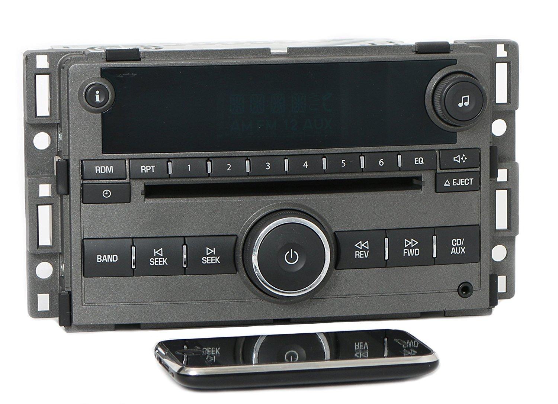 2006-2007 Chevy HHR Radio AM FM CD Player w Aux Input & Bluetooth Music 15832812