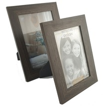 "4x6"".5x7"" Sunbow Black Wooden Photo frame wood like picture frame"