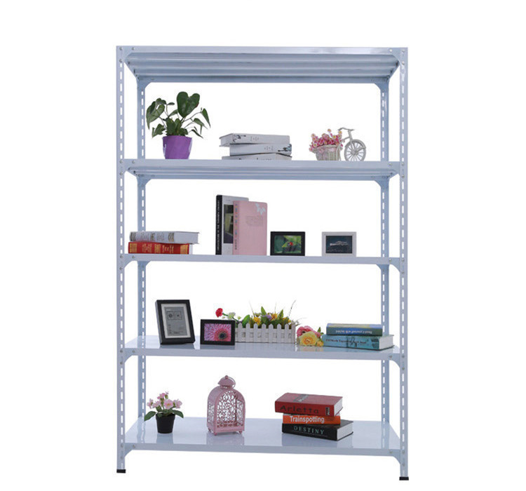 Galvanized Slotted Angle Shelving Steel Bolted Shelving for Warehouse Storage