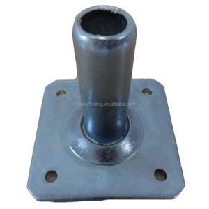 Specialized manufacturing galvanized jack base plate
