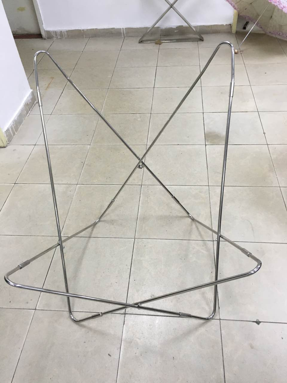 Butterfly metal chair - Metal Frame Butterfly Chair Metal Frame Butterfly Chair Suppliers And Manufacturers At Alibaba Com
