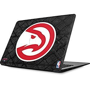 NBA Atlanta Hawks MacBook Air 13.3 (2010/2013) Skin - Atlanta Hawks Dark Rust Vinyl Decal Skin For Your MacBook Air 13.3 (2010/2013)