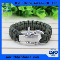 Buy 480 paracord bracelet whistle camo whistle fire knife starter ...