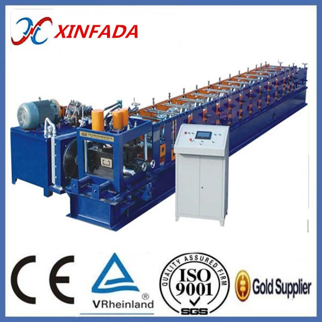 XFD Hot selling c channel purlin roll forming machine