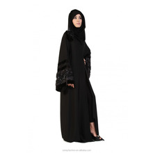 High quality OEM service women fashion abaya 2016 new modern abaya designs dubai XTY932