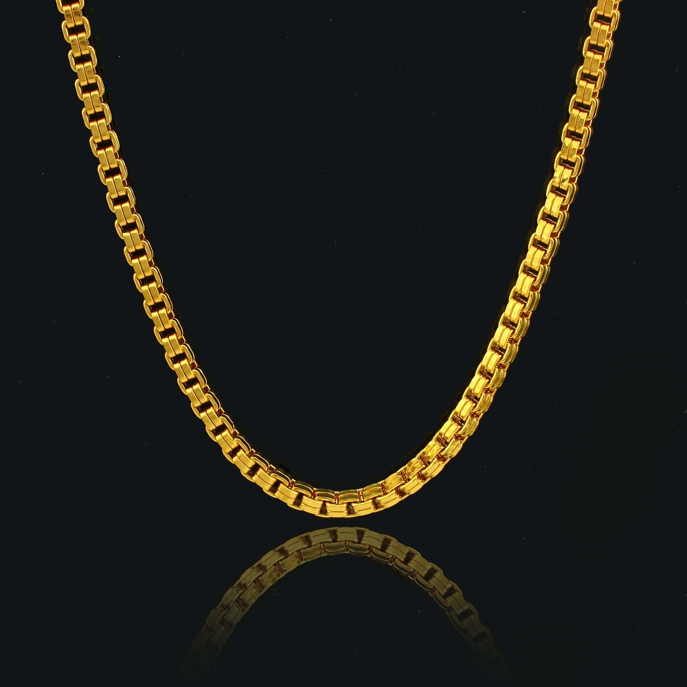 wholesale different types of gold chains different types