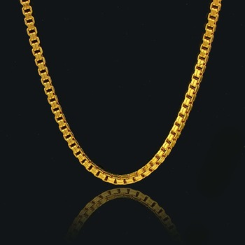 box chains different types of gold necklace chains jewelry designs