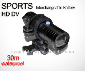 1080p helmet Outdoor Mini Sports Action Camera SJ2000