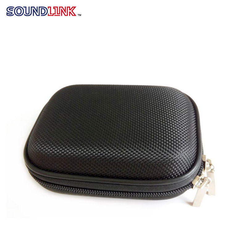 Hot sale cheap hearing aids storage case for Earmold or hearing aid parts