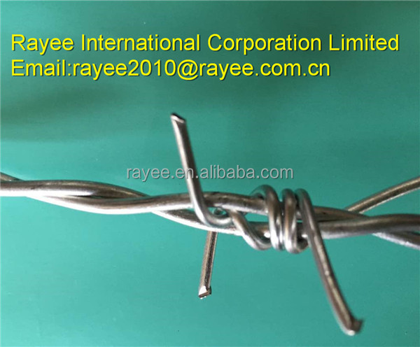 Barbed Wire Price Per Ton China Supplier Online Shopping