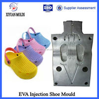 Popular Casual EVA Clog Shoe Mould For Girls